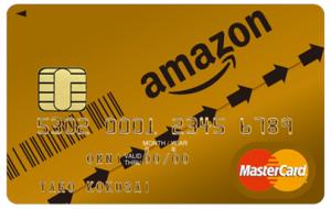 アマゾンマスターカードゴールド