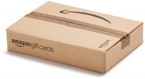 amazonギフト券ボックスタイプ・スマイルボックス