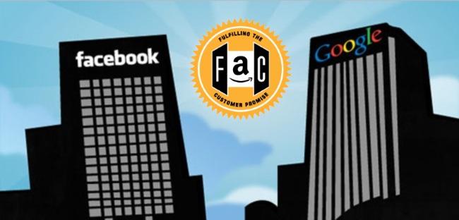 FacebookとGoogl