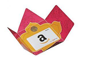 インドのAmazonギフト券ボックスタイプ2