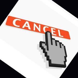 キャンセルのイメージ画像