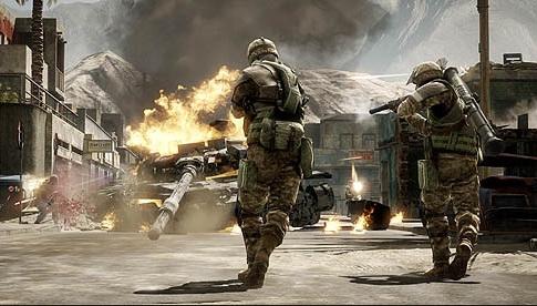 FPSのゲーム画像